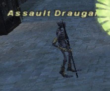 Assault Draugar (DRK) Picture