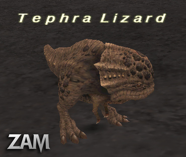 Tephra Lizard Picture