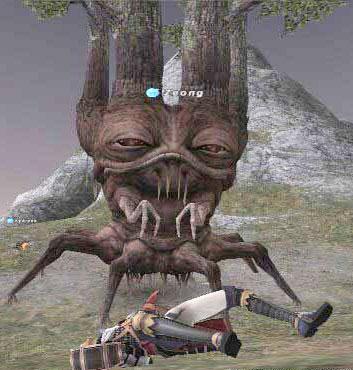 Ahtu :: Bestiary :: Final Fantasy XI :: ZAM
