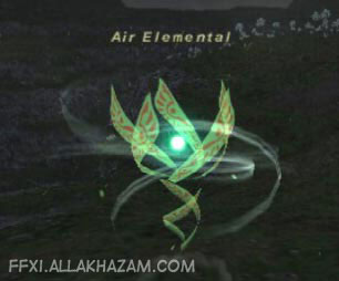 Air Elemental Picture