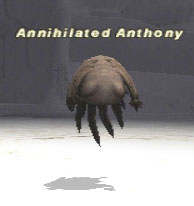 Annihilated Anthony Picture