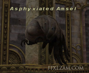 Asphyxiated Amsel (Nyzul) Picture