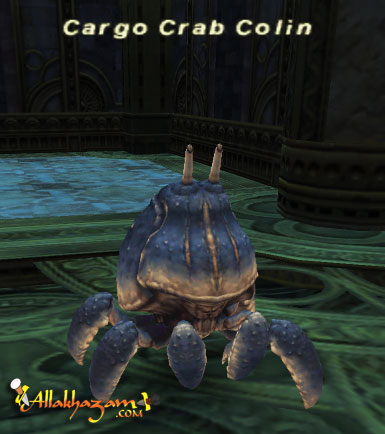 Cargo Crab Colin (Nyzul) Picture