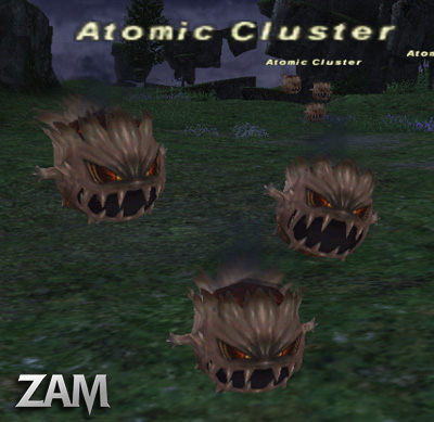 Atomic Cluster Picture