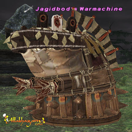 Jagidbod's Warmachine Picture
