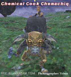 Chemical Cook Chemachiq Picture