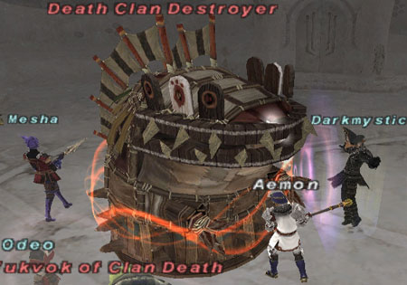 Death Clan Destroyer Picture