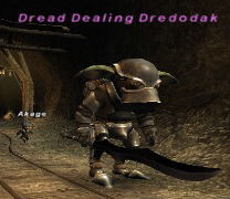 Dread Dealing Dredodak Picture