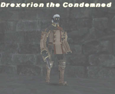 Drexerion the Condemned Picture