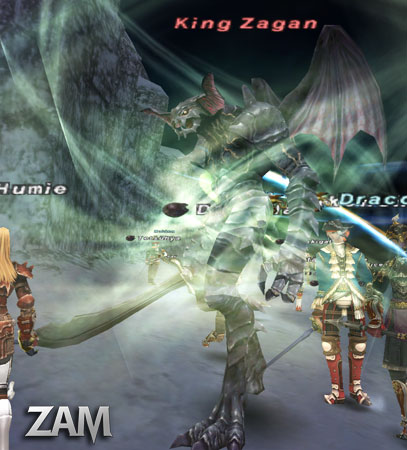 King Zagan Picture