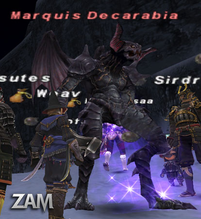 Marquis Decarabia Picture