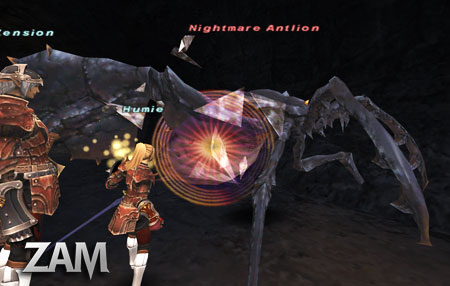 Nightmare Antlion Picture