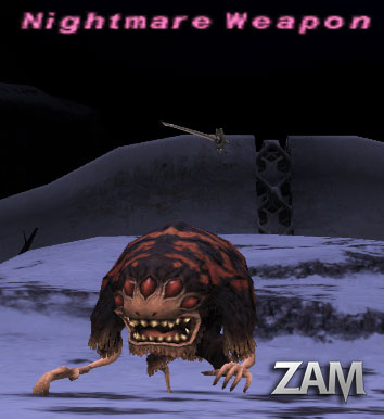 Nightmare Weapon Picture