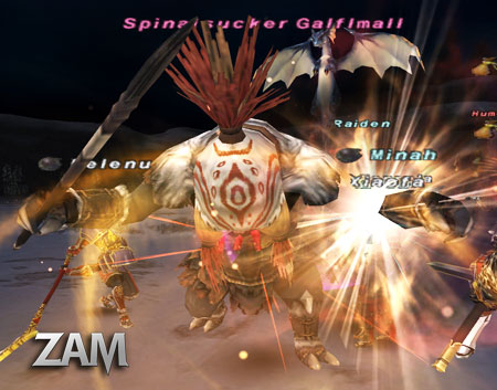 Spinalsucker Galflmall Picture