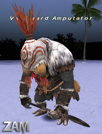 Vanguard Amputator Picture