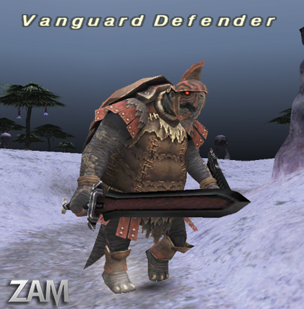 Vanguard Defender Picture