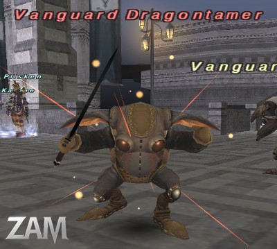 Vanguard Dragontamer Picture