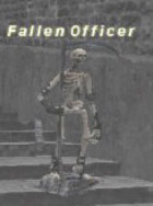 Fallen Officer (BLM) Picture