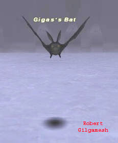 Gigas's Bat Picture