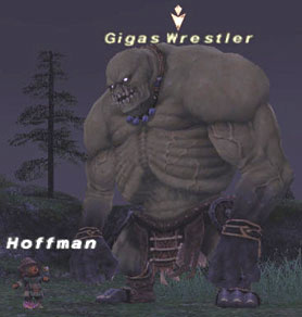 Gigas Wrestler Picture