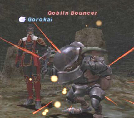 Goblin Bouncer Picture