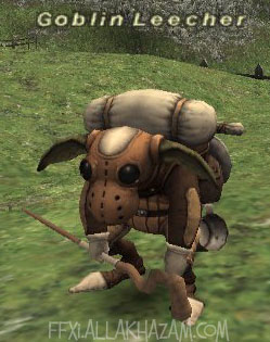 Goblin Leecher :: Bestiary :: Final Fantasy XI :: ZAM