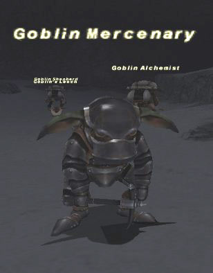 Goblin Mercenary Picture