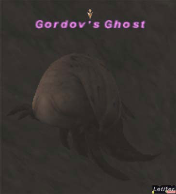Gordov's Ghost Picture