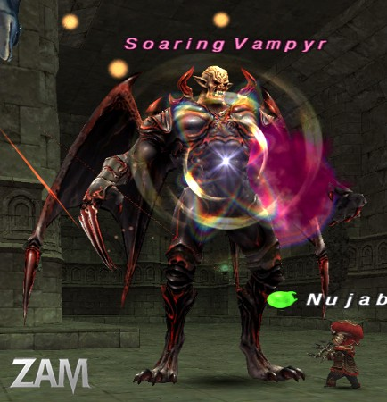 Soaring Vampyr Picture