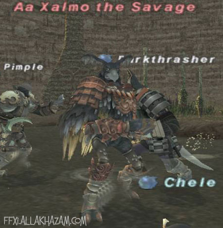 Aa Xalmo the Savage Picture