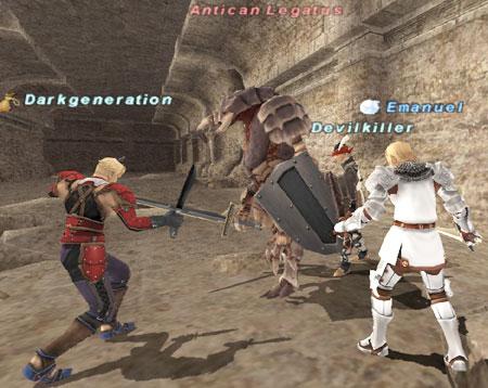 Antican Legatus :: Bestiary :: Final Fantasy XI :: ZAM