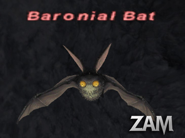Baronial Bat Picture