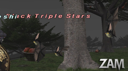 Black Triple Stars Picture