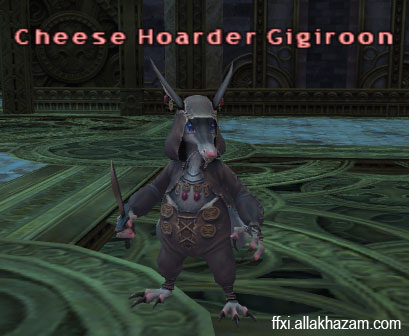 Cheese Hoarder Gigiroon Picture