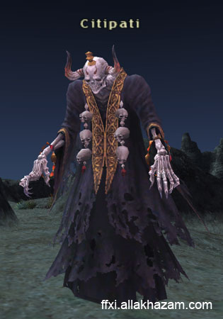 Citipati Bestiary Final Fantasy Xi Zam