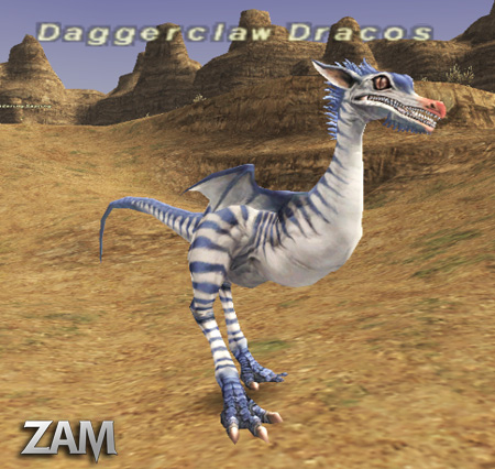 Daggerclaw Dracos Picture