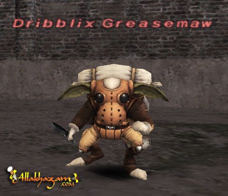 Dribblix Greasemaw Picture