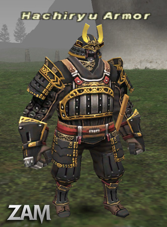 Hachiryu Armor Picture
