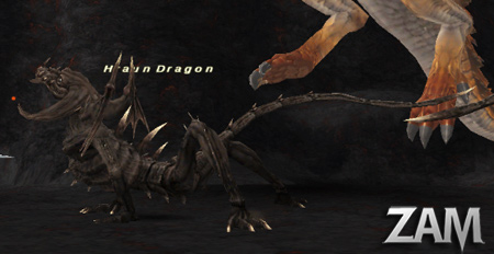 Hraun Dragon Picture