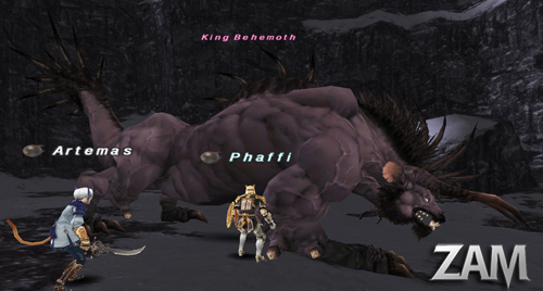 King Behemoth Picture