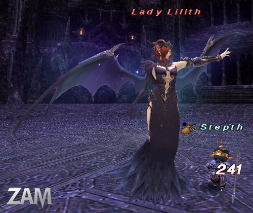 Lady Lilith Picture