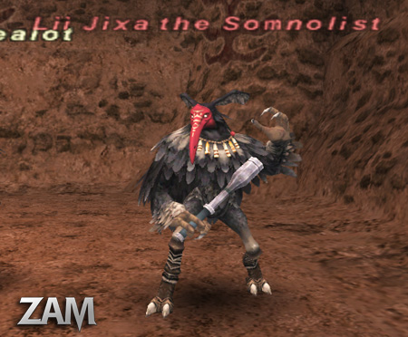 Lii Jixa the Somnolist Picture