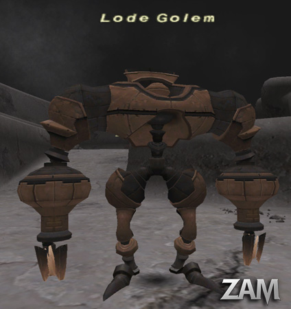 Lode Golem Picture