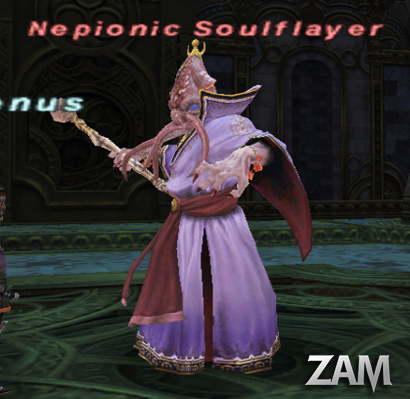 Nepionic Soulflayer Bestiary Final Fantasy Xi Zam