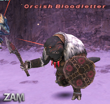 Orcish Bloodletter Picture