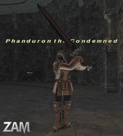 Phanduron the Condemned Picture