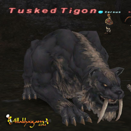Tusked Tigon Picture