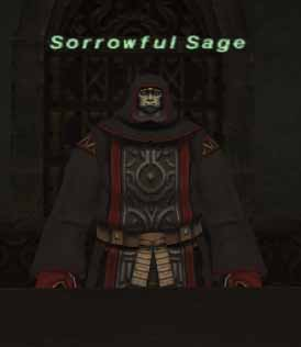 Sorrowful Sage Picture