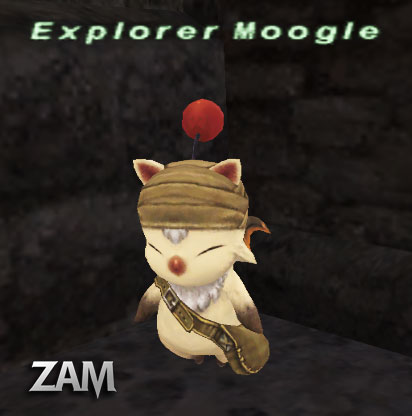 Explorer Moogle Picture