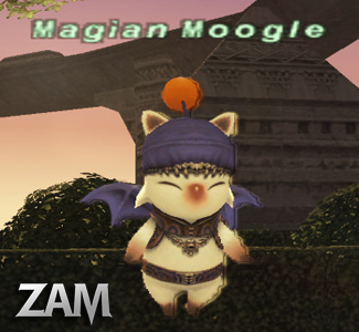 Magian Moogle Picture